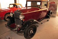 Trimoba AG / Oldtimer und Immobilien,Opel Sport 1932; R-6, 12PS, Vmax: 85km/h